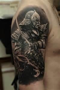 japanische le significado da tatuagem de samurai fotos de tatuagens