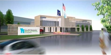 Nassau Community Center Detox by South Nassau Unveils Hospital Plans Herald Community