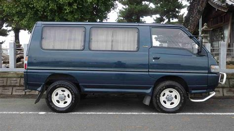 mitsubishi delica mitsubishi delica wagon diesel for sale in at