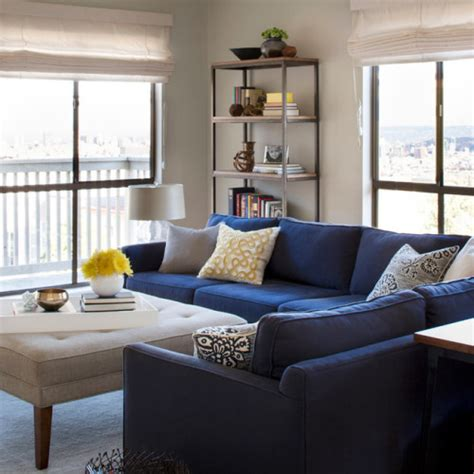 navy blue living room set 558 home and garden photo