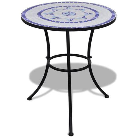 tavolo con mosaico articoli per tavolo con mosaico 60 cm con 2 sedie