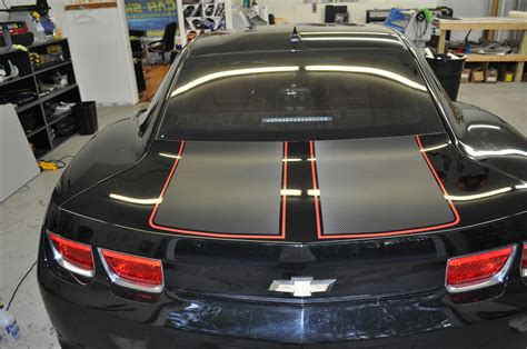 with stripes camaro carbon fiber racing stripes with pin stripe car skins gallery