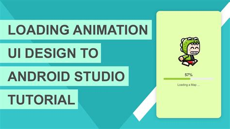 android ui design tutorial android studio pdf loading animation in ui design to android studio tutorial