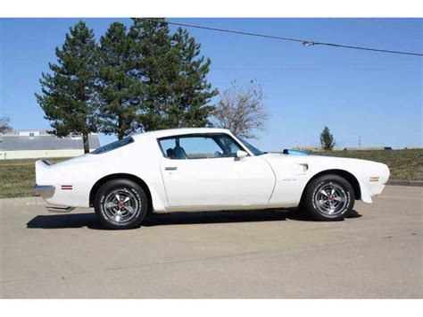 1971 Pontiac For Sale by 1971 Pontiac Firebird Trans Am For Sale Classiccars
