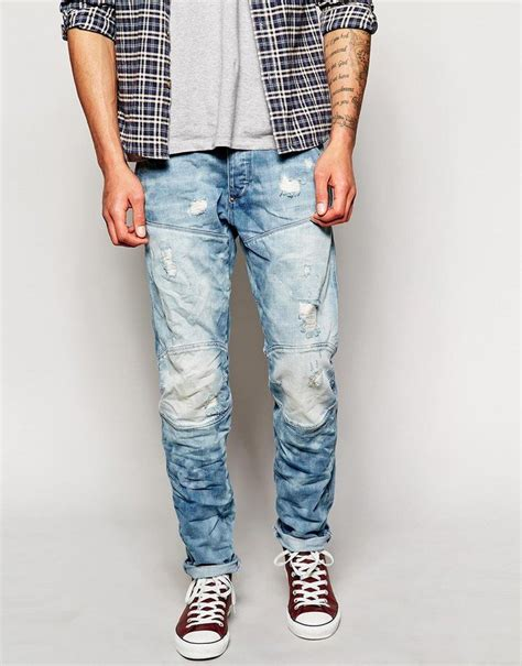 light distressed denim mens 78 best images about on
