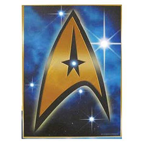 printable star trek badge star trek insignia light up canvas print westland