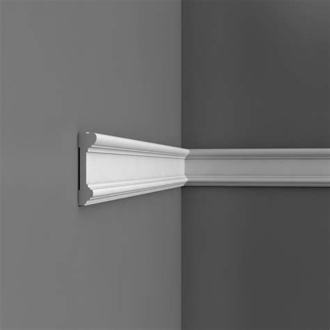 Zierleisten Wand by Dx121 Large Plain Dado Rail Wm Boyle Interior Finishes