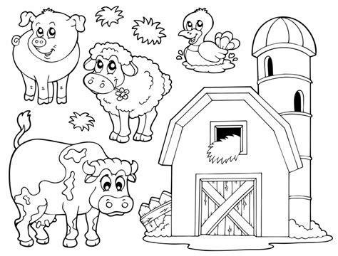 was heißt stall auf englisch kostenlose malvorlage tiere verschiedene tiere auf dem