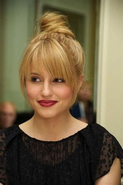 bangs to you for in your 40s best 25 bang haircuts ideas on pinterest bangs long