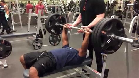 bench press 315 bench press 315 attempt la fitness north fontana youtube