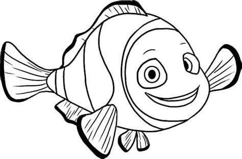 fish to color minnow fish coloring page coloring coloring pages