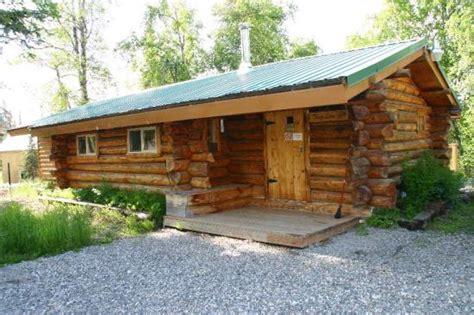 Front Of Cabin Picture Of Front Of Cabin Picture Of Gate Creek Cabins Trapper