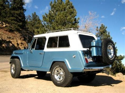 Jeep Commando For Sale Jeepster Commando