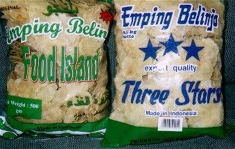 emping belinjau productssingapore emping belinjau supplier