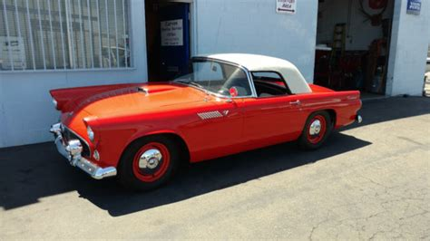 1955 ford t bird for sale ford t bird for sale ford thunderbird 1955 for sale in