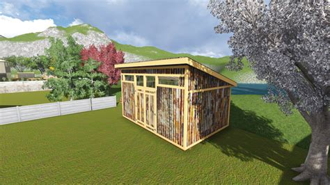 contemporary shed plans modern shed assembly