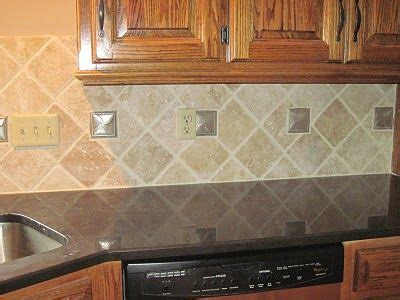 travertine tile kitchen backsplash best 25 travertine tile backsplash ideas on pinterest