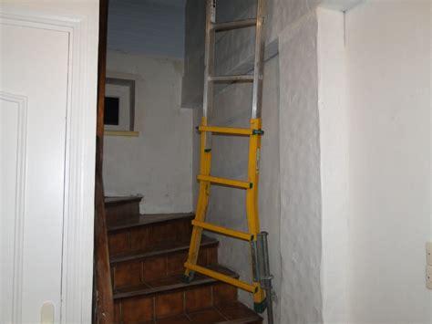 Comment Peindre Une Cage D Escalier Tournant by Recouvrir Un Escalier En Carrelage