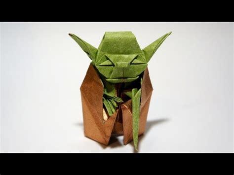 Origami Yoda Fumiaki Kawahata - origami jedi master yoda fumiaki kawahata wars