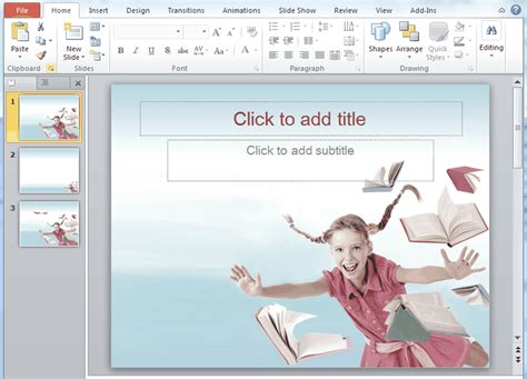 how to create your own powerpoint template briski info