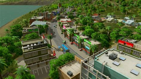 Office Zone Cities Skylines Cities Skylines Xbox One Edition Review Xone