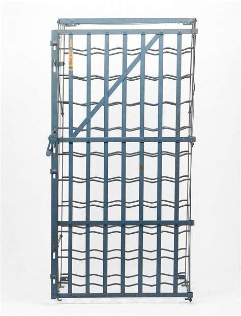 rigidex iron 50 bottle wine rack cage