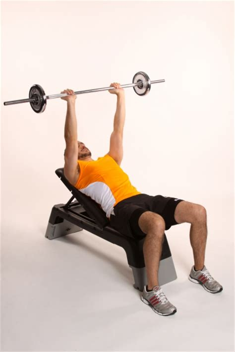what should i bench press incline narrow bench press with barbell ibodz online personal trainer