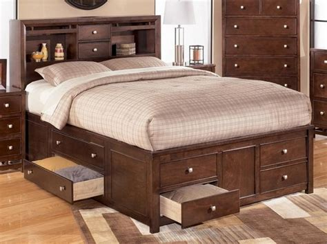 King Beds With Storage Drawers Underneath Ideas King Beds Bed With Storage Drawers Underneath