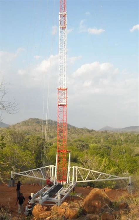 bts tower rapid deployment tower with base model no grdl hurtz