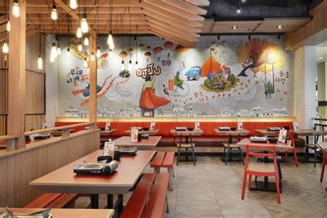 interior design blog indonesia ojju restaurant by metaphor interior jakarta indonesia