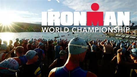 ironman world championship youtube