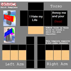 roblox template shirt roblox shirt template roblox