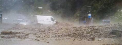 violent thunderstorm hits italy  major heat wave leaves  dead