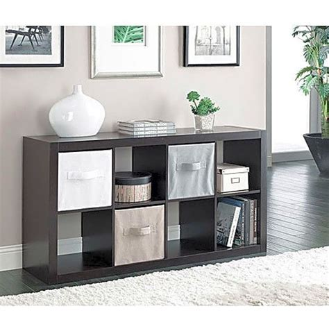 bookcase and organizer best 25 cube organizer ideas on