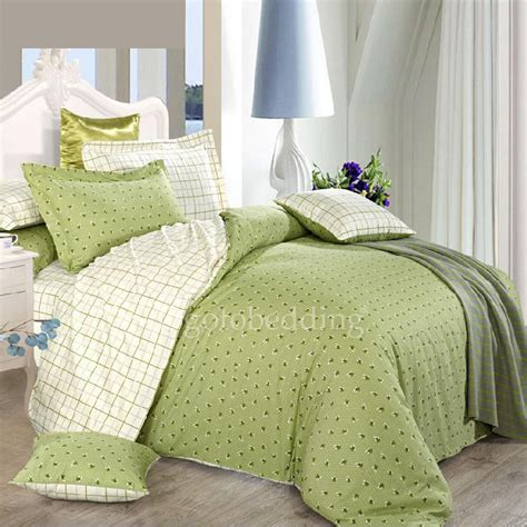 comforter covers queen clearance 100 cotton green duvet cover queen size ogb14120302 81 99