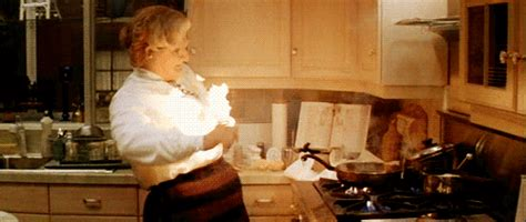 kitchen gif how to put out a kitchen because omg flames bon appetit