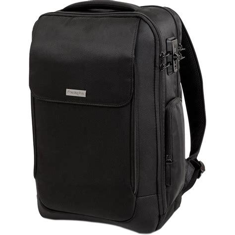 Kensington Laptop Bag kensington securetrek 15 6 quot laptop backpack k98617ww b h