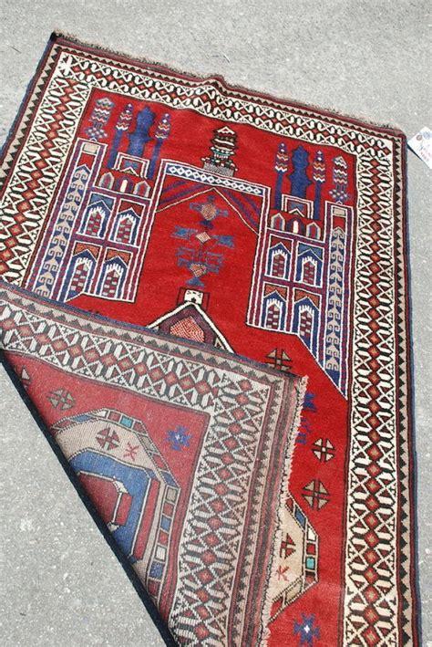 Handmade Woolen - handmade wool rug 5