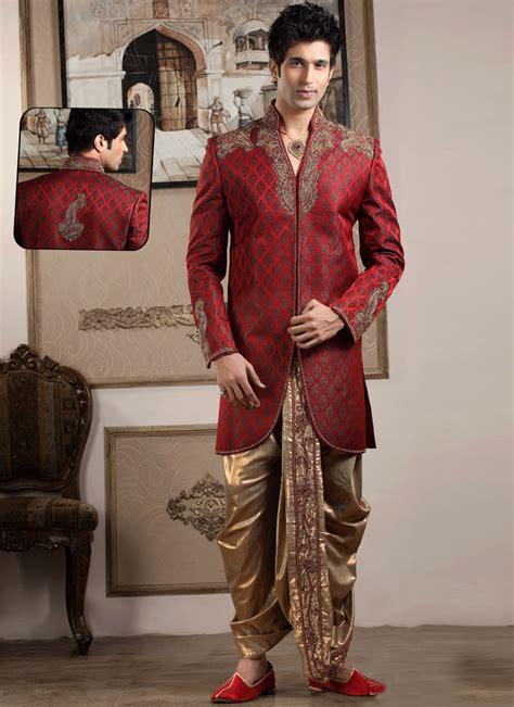 Wedding Dress Gents by Sherwani Gents Fashiononic