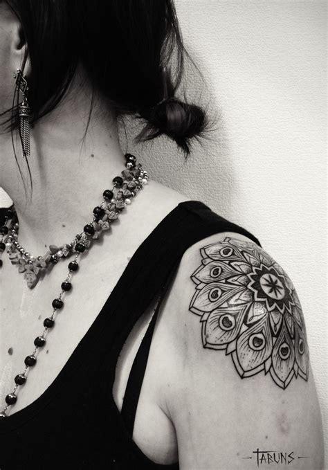 mandala tattoo location peacock mandala would look beautiful with the right