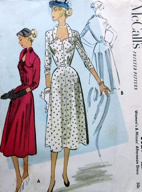 pattern dress up 1950s unique style dress pattern sweetheart neckline