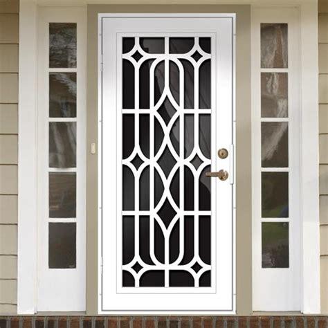 Titan Security Doors by Titan Door Styles Sacramento Ca A To Z Window Screens