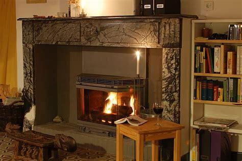 radiateur schema chauffage installer une cheminee dans un