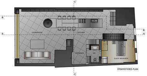 Studio Floor Plan gallery of karakoy loft ofist 18