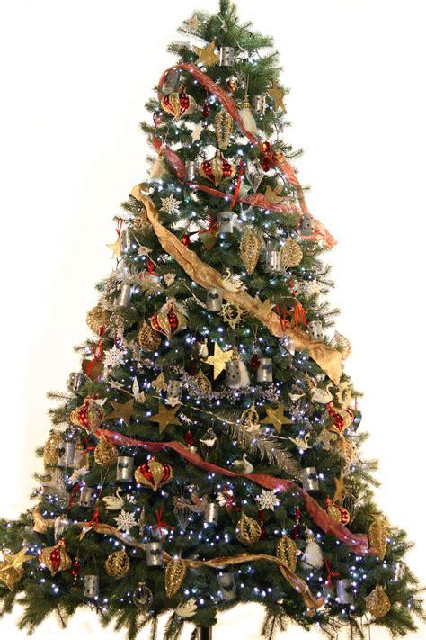 christmas tree hire vintage inspired christmas tree