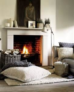 Cozy Livingroom cozy living room with fireplace why go out when you can throw a log