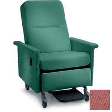 stationary recliner healthcare furniture patient room nk medical recliner