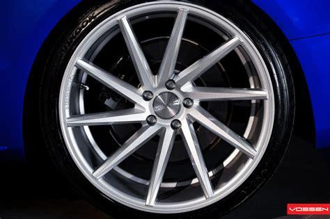 Vossen Cvt Audi S5 On Vossen Cvt Directional Wheels