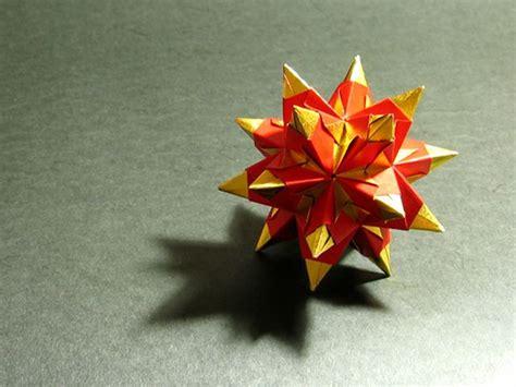 Stellated Icosahedron Origami - 113 beste afbeeldingen op
