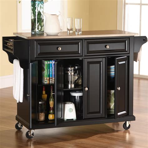 Best Kitchen Island Best Kitchen Island On Casters Homesfeed